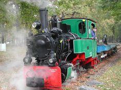 Lokomotiven | Parkeisenbahn Chemnitz