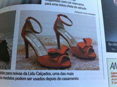 Modelo de sapato