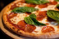 Pepperoni and BasilPizza (Grain Free Crust)