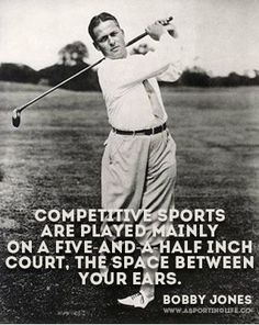 #bobbyjones #sports  #quotes  #sportsquotes