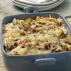Italian Beef and Polenta Casserole   Cookinglight.com