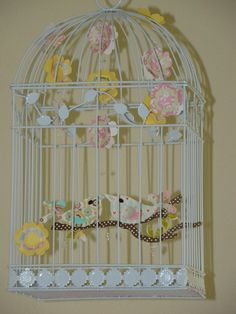 bird cage Probably $60 or $65 based on her other cages