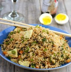 Chinese Egg- Fried Rice Recipe