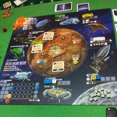 Alien Frontiers...