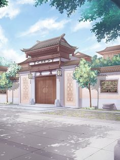 Wallpaper Backgrounds Home Screen 20 New Ideas Chinese Picture, Chinese Artwork, Chinese Painting, Anime Scenery Wallpaper, Wallpaper Backgrounds, Wallpapers, Chinese Arts And Crafts, Casa Anime, Chinese Background