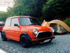 Tuck In Time Miniacs & we close the Wide Arched Wednesday show with a lil beauty from our friends in Japan set up here complete with tentage. Goodnight guys n gals