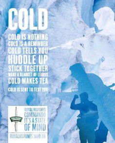 Royal Marines-Cold