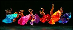 """Alvin Ailey American Dance Theater """"Festa Barocca"""" Choreographed by Mauro Bigonzetti, it is a suite set to familiar arias by Handel. Praise Dance, Jazz Dance, Dance Art, Lets Dance, Praise God, Alvin Ailey, Contemporary Dance, Modern Dance, Dance Photos"""