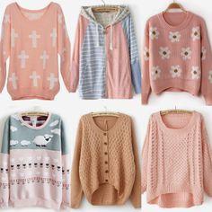 Diferentes sacos rosa  3 Ropa Tumblr ae718b3de1a1