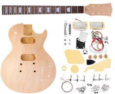Harley Benton Electric Guitar Kit LP-Style