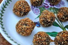 Chocolate Pecan Truffles Recipe