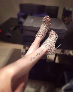 SERGIO ROSSI Mermaid Crystal High Heel   Buy ➜ http://shoespost.com/sergio-rossi-mermaid-crystal-high-heel/ #sergiorossimermaid