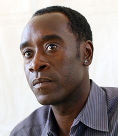 black actors male | Greatest African American Actor (Male) Don Cheadle
