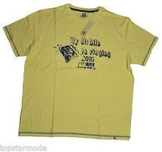 HERREN T-Shirt von YOU MAN in GELB ÜBERGRÖßE GR.2XL (56/58) N-E-U   eBay