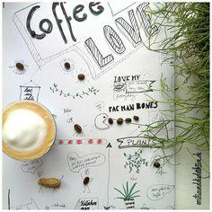 coffe & plants sketchplants & coffee bei den #urbanjunglebloggers: http://www.emiliaunddiedetektive.de/plants-coffee-bei-den-urbanjunglebloggers/