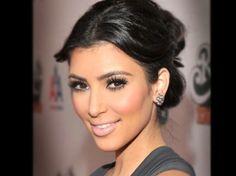 Brown Eye Makeup Tutorial besides Glasses Style further Kim Kardashian  Inspiração Para As Morenas likewise Bobbi Brown Eyeliner Brush together with Rita Ora Hairstyles. on smokey eye for brown skin