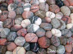 """Купить Ковер"""" Каменный остров"""" - ковер ручной работы, ковер из овчины, ковер из шерсти"""