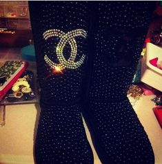 Chanel uggs