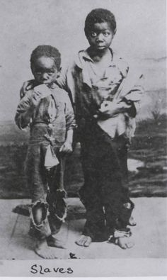 photos of black slave kids   : Young Slave Boys. Source: Schomburg Center for Research in Black ... It was terrible what slave had to go through, look how some owners would have their slaves look, but it was ok for the owners, who didn't care!!!!! Not even a pair of shoes, no comb too comb their hair!!!!!