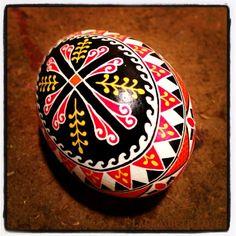 Ukrainian pysanky (Ukrainian Easter egg)