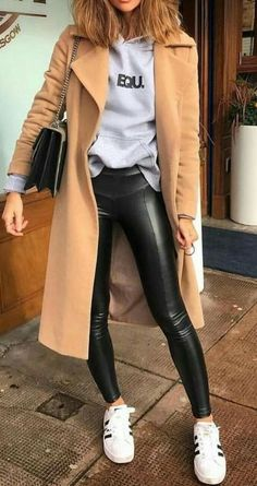 #zoe leather look leggings...our go to!!