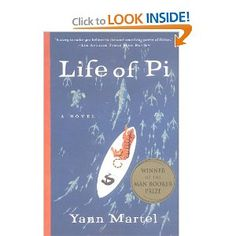 "In honor of ""Pi Day"" lol...here is one of my favorite books. It has nothing to do with 3.14, but it is still getting honored on Pi Day. ;-)"