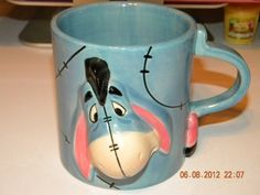 Winnie The Pooh's Eeyore 3D Mug