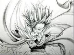 Resultado de imagen para dibujos a lapiz  Yuyu hakusho