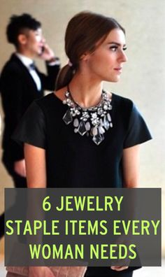 6 pieces of jewelry every woman needs