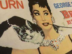 Vintage Purses, Vintage Handbags, Iconic Movies, Audrey Hepburn, Purses And Handbags, Poster, Image, Purses, Billboard
