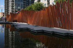 Tanner Springs by Atelier Dreisetl