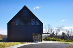 Wild Turkey Bourbon Visitor Center / De Leon & Primmer Architecture Workshop