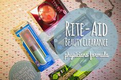 Hey There Ray: Rite-Aid Beauty Clearance - Physicians Formula