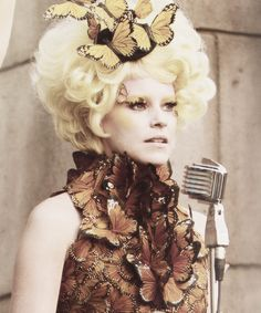 Effie is seriously becoming my favorite already.