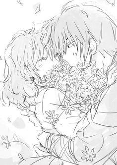 Akatsuki no Yona / Yona of the dawn anime and manga || Yona and Hak