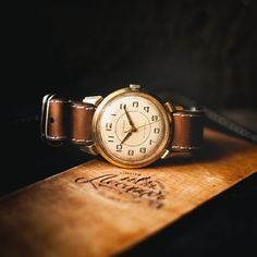 Collectible original vintage watch Kirovskie, classic men watch, soviet watch, mechanical watch, mens wristwatch, russian watch
