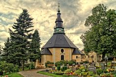 Church in Seiffen by Helmut Schneller on 500px