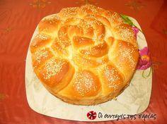TUTMANIK  ψωμάκι  με τυράκι #sintagespareas