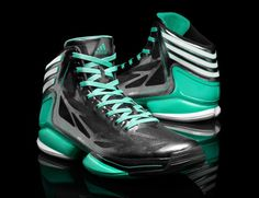 Adidas is stepping up their bball game, i love all their new adizero kicks