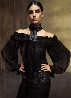 Hello, Does anybody know any details from the session that Steven Meisel did for Yves Saint Laurent in (How does he achieve this painting look? Yves Saint Laurent, Steven Meisel, Fashion Photography, Goth, Face, Beauty, Portraits, Closet, Gothic