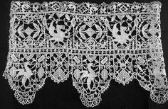 amelia ars lace | Needle lace griffon no 1