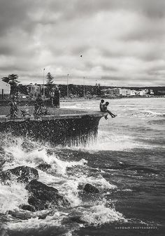 KIds fishing with a bottle full of sand  Street Photography  |   Essaouira  |  Morocco  |  2013