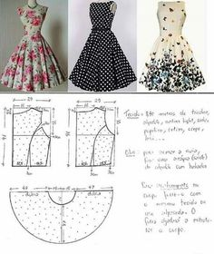 Long dress pattern size - Her Crochet - Her Crochet Source by Dresses sewing Long Dress Patterns, Simple Dress Pattern, Dress Sewing Patterns, Clothing Patterns, Fashion Sewing, Diy Fashion, Barbie Clothes, Diy Clothes, Costura Vintage