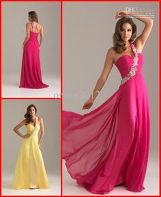 Wholesale Chiffon Night Moves Formal Dress One shoulder Beaded Ruched Bodice Prom Dresses,Evening Dresses 2013, Free shipping, $92.65-126.50/Piece | DHgate