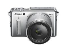 1 AW1 Silver + 1 NIKKOR AW 11-27 mm optical lens
