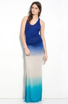Young, Fabulous & Broke Racerback Maxi Dress available at #Nordstrom
