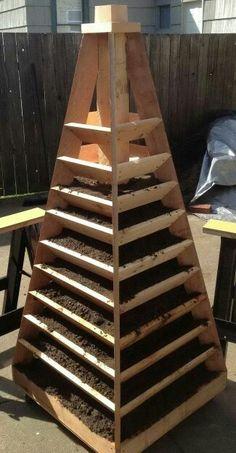 Strawberry Tower