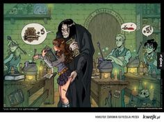 Hermione snape hentai images 482