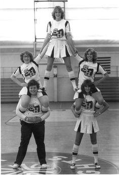 School Cheerleading, Cheerleading Pictures, Cheerleading Uniforms, Cheer Stunts, Wrestling Team, Band Uniforms, Ivy League Style, Varsity Sweater, Saddle Shoes