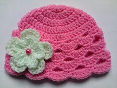 Gorros crochet niños paso a paso - Imagui